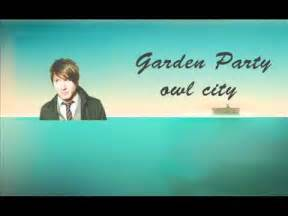 Essay on the garden party song